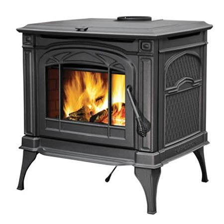 napoleon deluxe 1400c banff wood stove metallic black learnshopenjoy fireplace pinterest. Black Bedroom Furniture Sets. Home Design Ideas