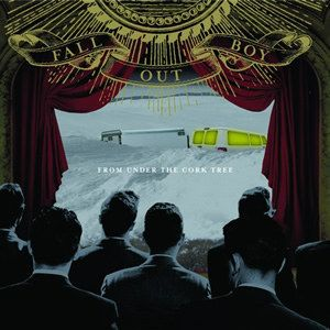 Which Fall Out Boy Album Are You I got From Under the Cork Tree!!!!!