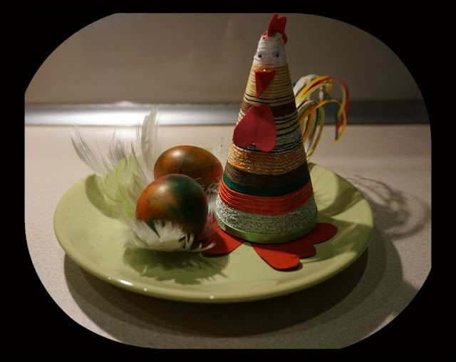 kreatywnyMaks: Wielkanocne jaja