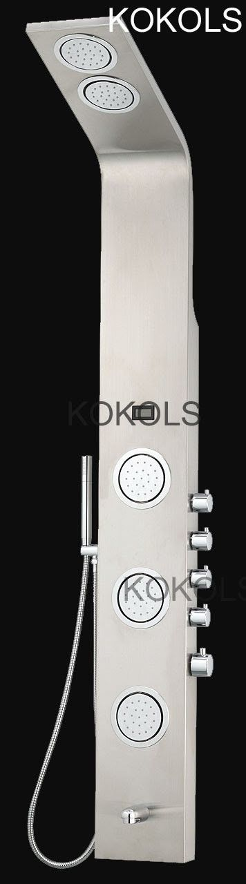 Rainsky Multi-Massage Shower Jet Panel