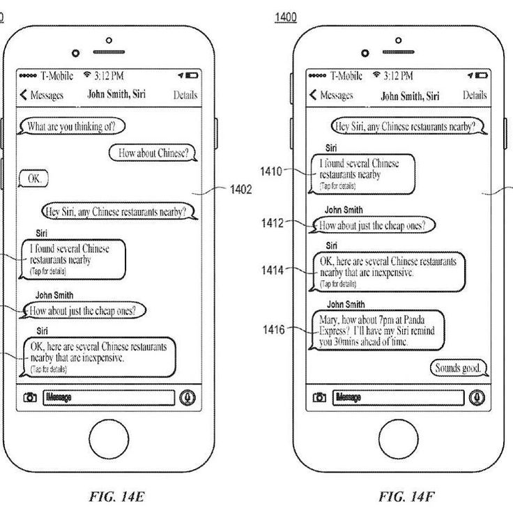 Apple has patented siri in imessage and could introduce it