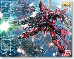 Aegis Gundam (MG) (Gundam Model Kits)