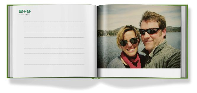 How to make a DIY Wedding Photo Guest Book