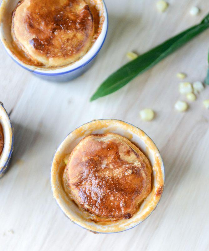 lobster pot pie I howsweeteats.com