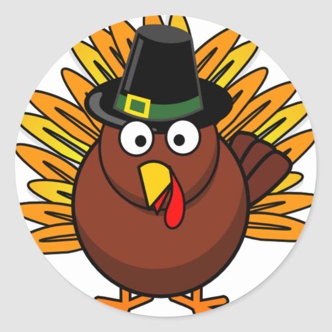 Pin By Sarah Kruczek On Stickers In 2020 Thanksgiving Clip Art Thanksgiving Cartoon Turkey Clip Art