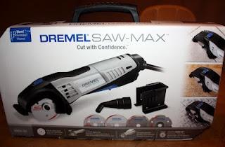 Dremel Tools Saw-Max SM20 Giveaway
