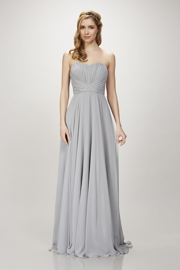 144 best bridesmaids dresses images on pinterest bridesmaids looks from theias debut bridesmaids collection for spring 2017 ombrellifo Image collections
