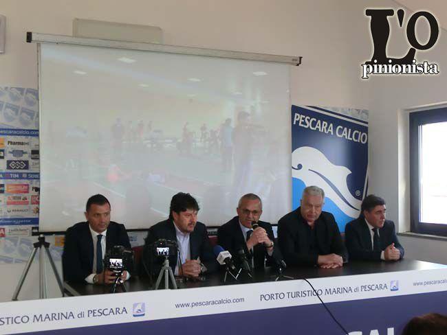 Football City Program: Proger Camera di Commercio e Pescara Calcio dallItalia alla Cina lungo la Via della Seta [VIDEO]
