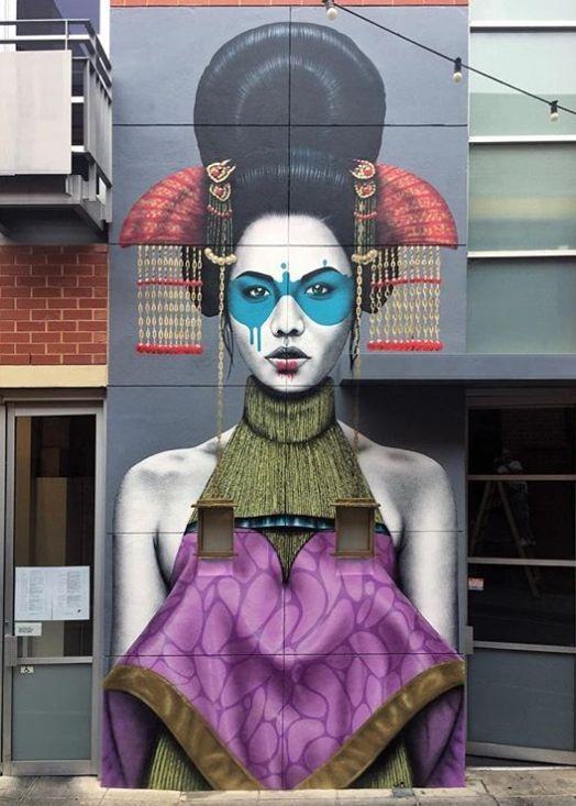 Ami We … em   – Street art