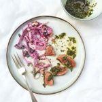 Kool salade recept met rode kool en yoghurt
