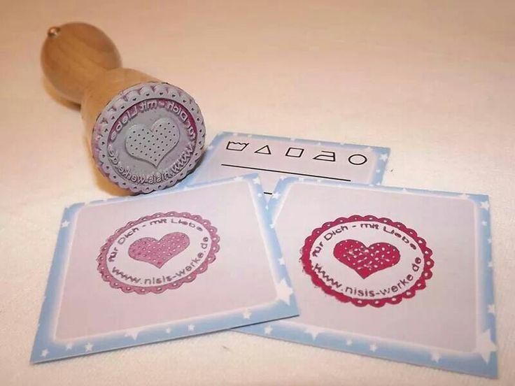 Stempel & Pflegekarten