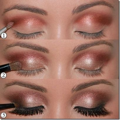 makeup sep by step 5