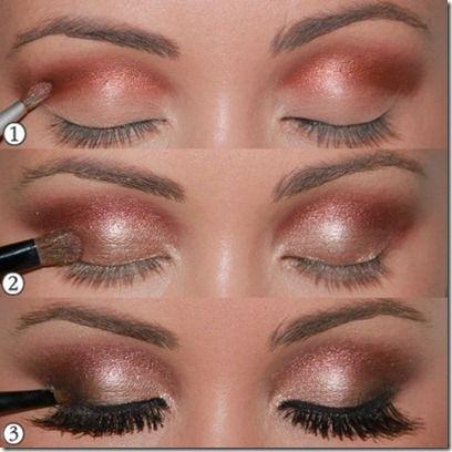 makeup sep by step 5