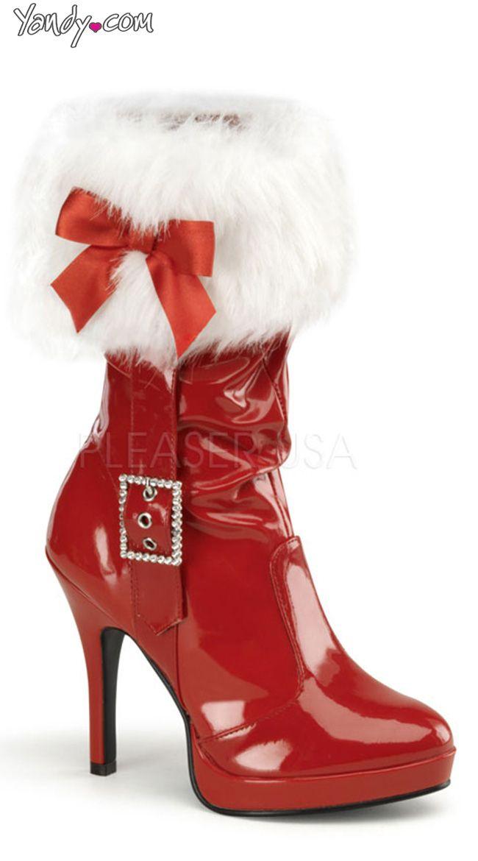 Crazy Heel Shoe