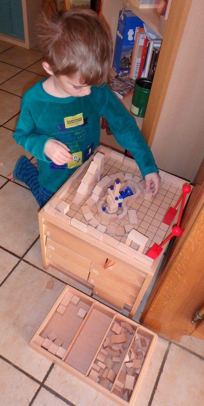 Créer des mini mondes avec Spielgaben | Activités à la maison
