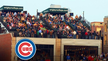 Cubs Baseball at the Wrigley Field Rooftop Club @ Wrigley Field Rooftop Club (Chicago, IL)