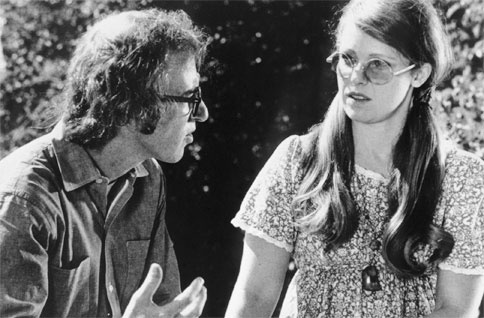 Woody Allen + Louise Lasser inBananas(1971)    Directed byWoody Allen    thecountryfucker liked this