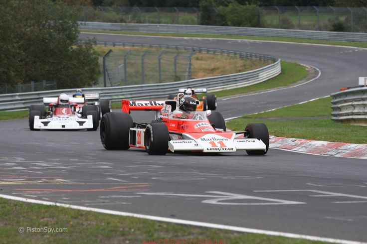 awesome mclaren formula 1 1976 image hd Ron Howard filming Rush at the Nurburgring Nordschleife   F1 Fanatic