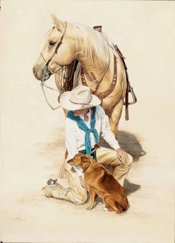 "De Ann Hanson""diamond X ranch girls"" ©"