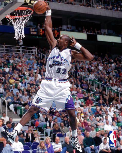 Karl Malone - Utah Jazz