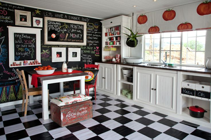 Milestone Factory Kitchen in English Elegance