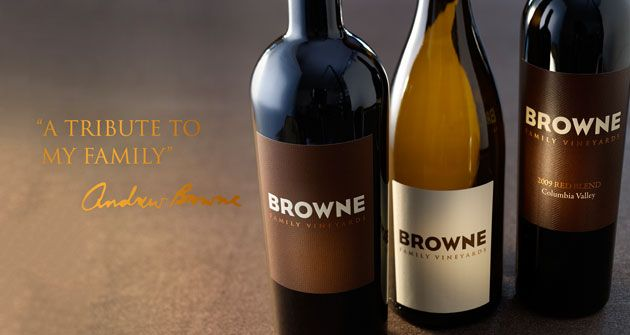 Precept Wine » Our Wines » Browne Family