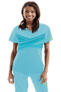 New Balance Eclipse Scrub Top. Several Colors. #nursing #uniforms