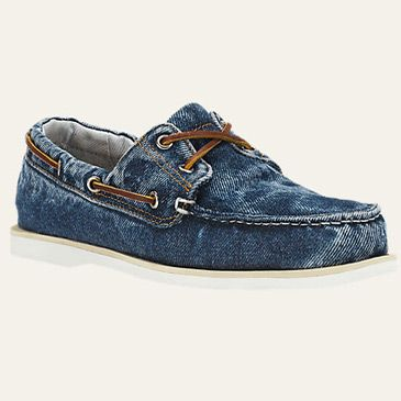 denim boat shoes 2