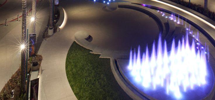 Grand Plaza, Anaheim (United States) - Targetti Lighting