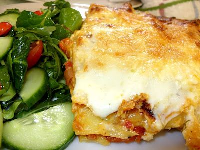 Tuna & Vegetable Lasagne - very definitely out of the ordinary.: Ordinary, Lasagne Recipes, Vegetables, Recipe Details, Favorite Recipes