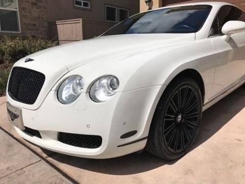 2007 Bentley Continental GT for sale in Beverly Hills, CA