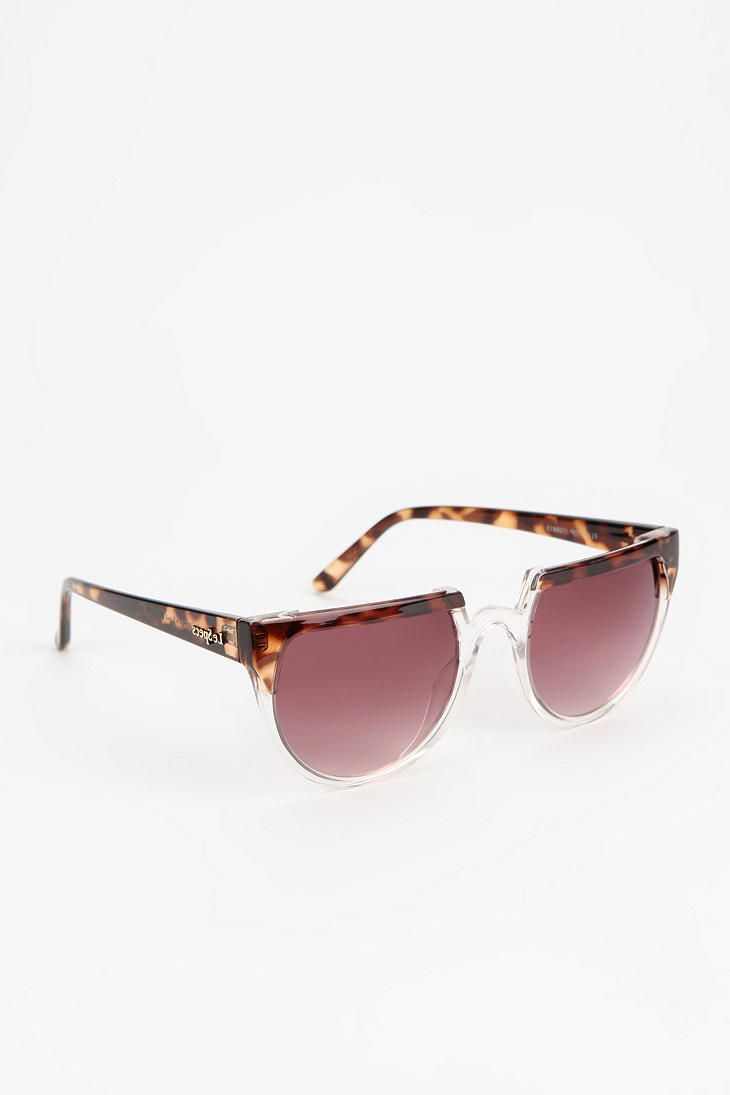 Henry Holland for Le Specs Flattop Sunglasses  #UrbanOutfitters