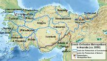 Christianity in Turkey - Wikipedia