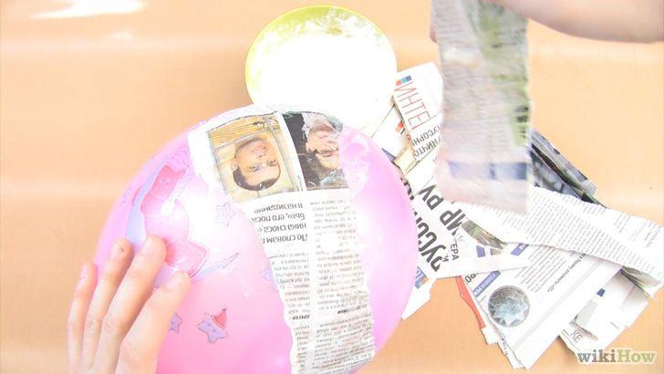 Comment faire un masque en papier mâché (pour les enfants)