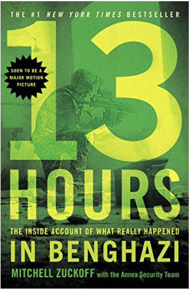 13 Hours by Mitchell Zuckoff Ebook $4.99