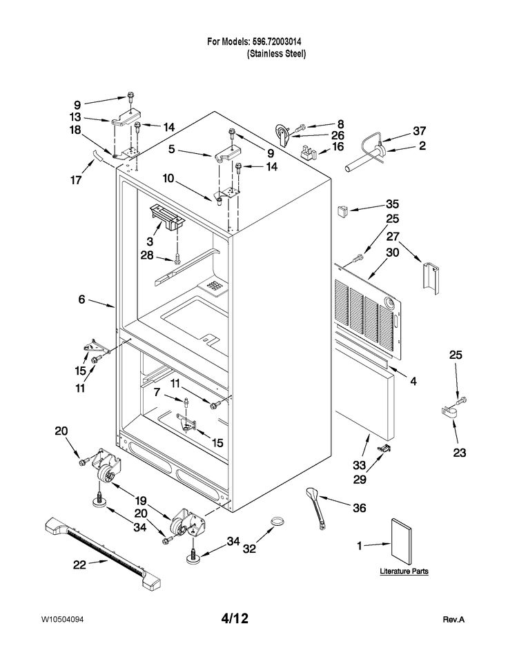 Parts kitchen appliances layout kenmore