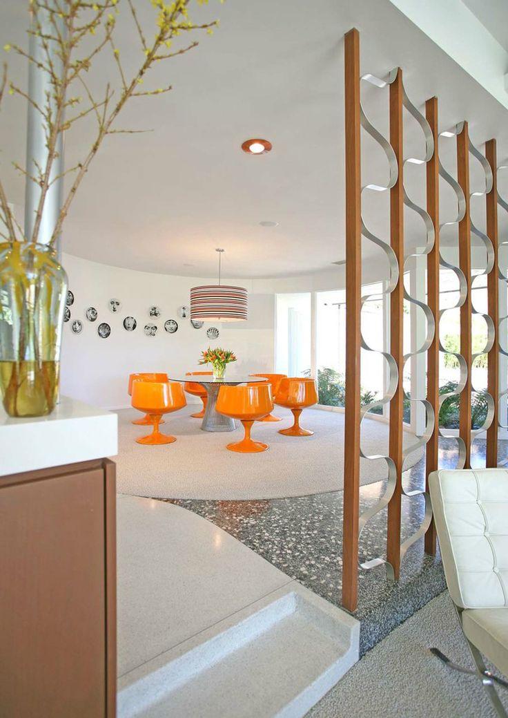 Mid-Century Modern Freak   Trousdale Residence   Architect: Billy Rose - Via