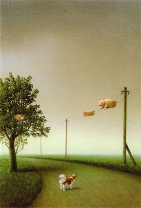 Michael Sowa illustration                                                                                                                                                     Más