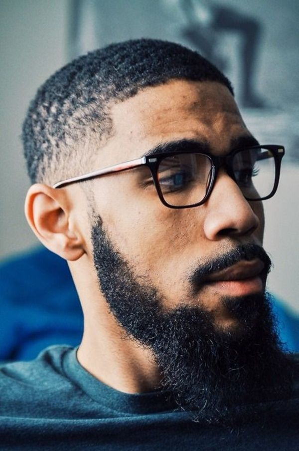 Latest 50 Hot Black Men Beard Styles To Try This Year