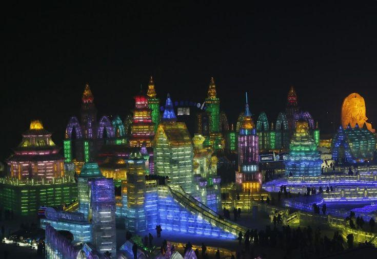 Harbin International Ice and Snow Scuplture Festival