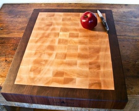 Make End Grain Cutting Board How I An Butcher Block