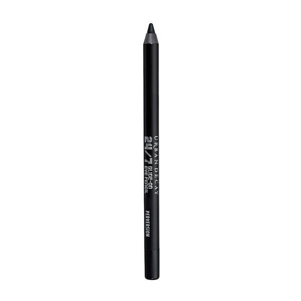 24/7 Glide-On Eye Pencil ($20) ❤ liked on Polyvore featuring beauty products, makeup, eye makeup, eyeliner, urban decay, urban decay eye liner, pencil eyeliner, eye pencil makeup and pencil eye liner