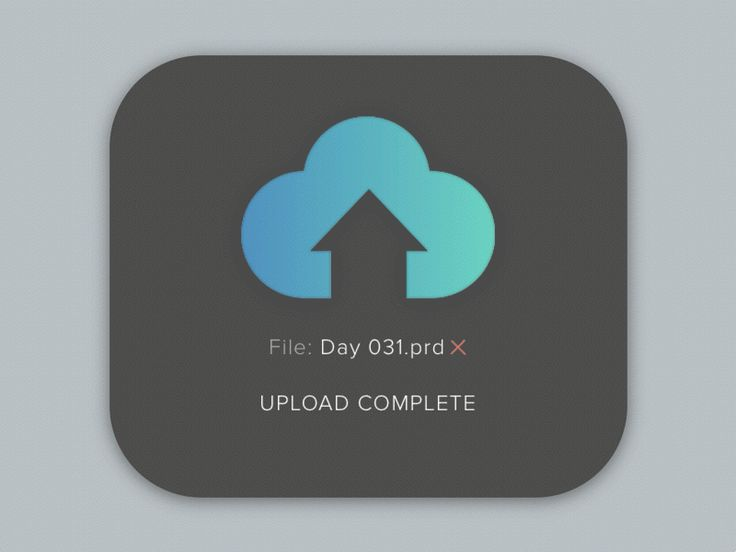 Daily UI #031— File Upload