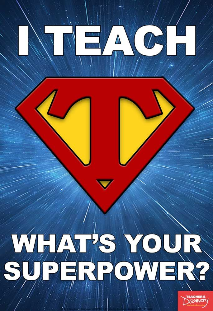 what is your superpower worksheet
