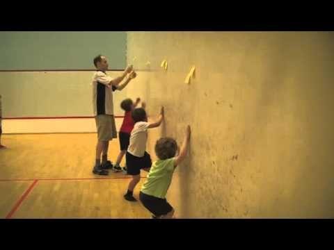 Springen met kleuters, op individueel niveau / jumping for preschool