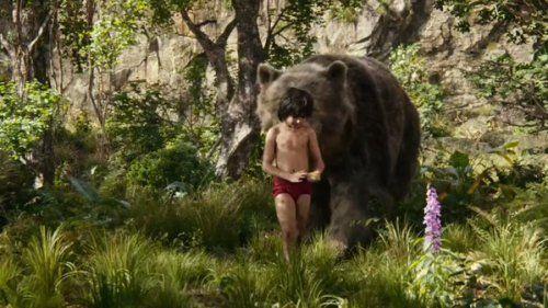 RT @ArtFeeIing: The Jungle Book before CGI ...