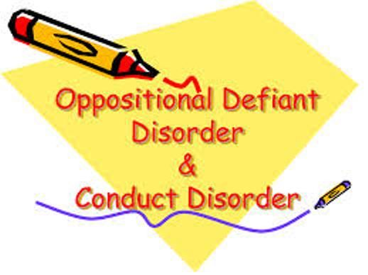 Understanding Oppositional Defiant Disorder (ODD) & Conduct Disorder (CD). Strategies for the classroom.