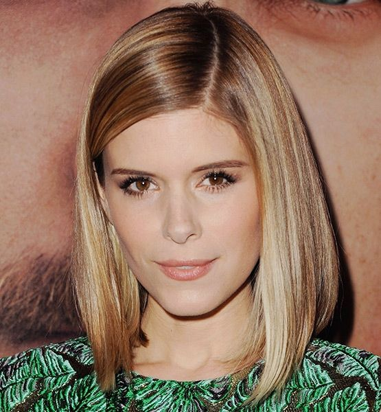 The award for hottest new color in 2014 goes to Kate Mara. Agreed?