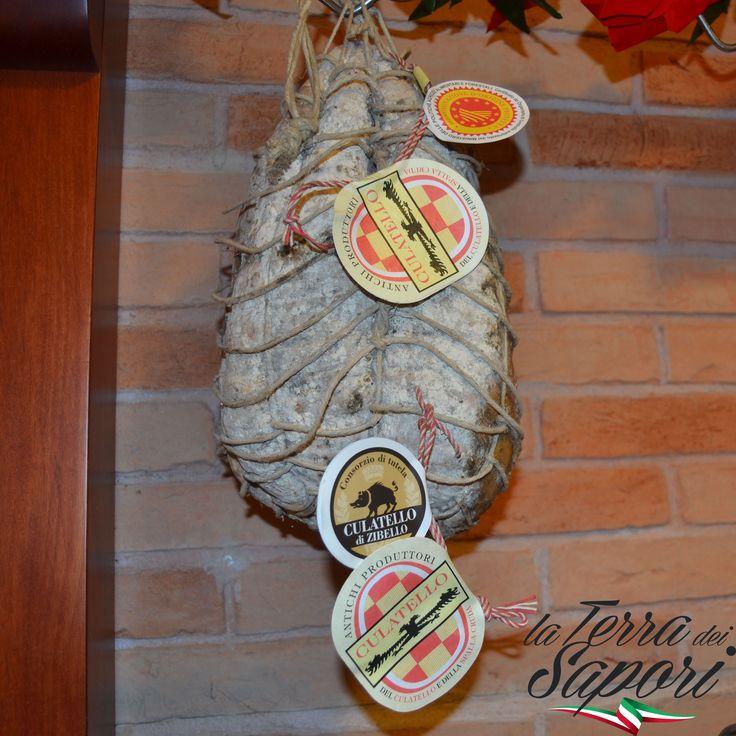 Culatello di Zibello - Culatello from Zibello