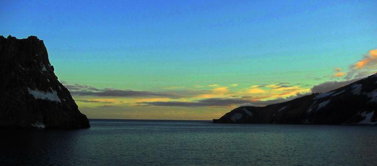 Fuelles de Neptuno, Isla Decepción.